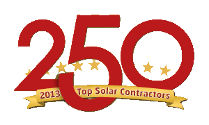 Radiance Named Top Solar Installer 2013