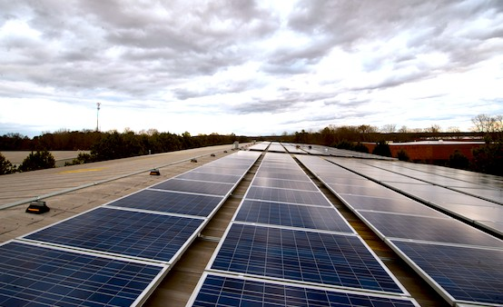 Kennedy Business Centers 100 kW Solar PV System and Sawnee EMC Pave the Way for Georgia's Solar Future