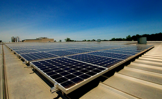Radiance Solar Completes one of the State's Largest Solar Energy Installations at Aquafil USA Headquarters