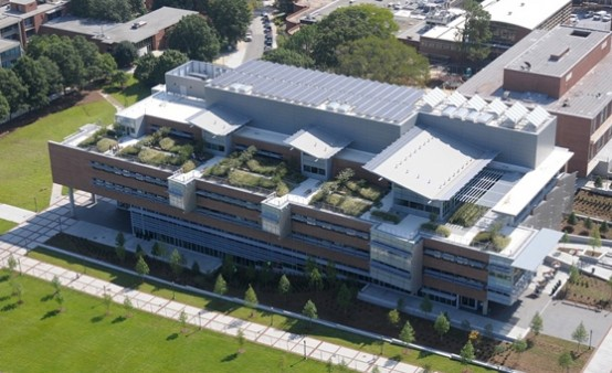 Clough Undergraduate Learning Commons Harnesses The Power of The Sun Thanks To Radiance Solar and Partners
