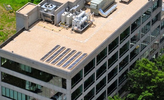 Perkins+Will's Atlanta HQ Adds Solar Power To It's Sustainability