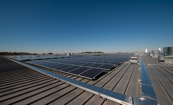 Radiance Solar Completes 1 Megawatt Solar Power Installation at Shaw Industries Manufacturing Plant